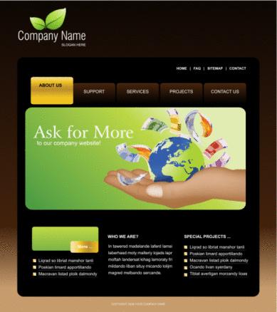 Simple Website Designer