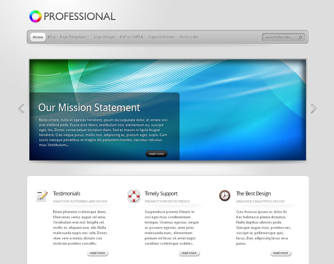 Basic Business Website – Get One!