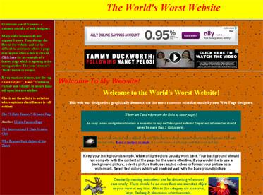 Website Frames