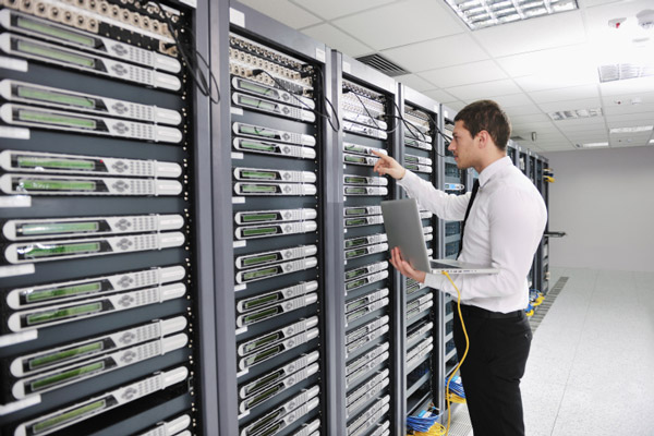 Web Hosting Datacenter