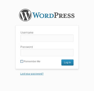 Login to WordPress and Edit a Page