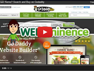 Buy Domain Name on Godaddy.com – a Video Guide