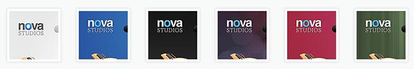 Nova Theme Colors
