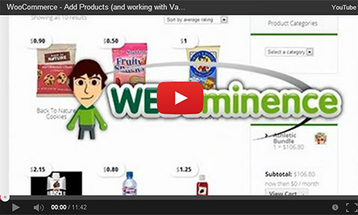 Adding Products to your WooCommerce Store