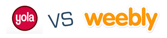 Yola vs Weebly