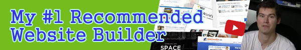 Recommended Website Builders