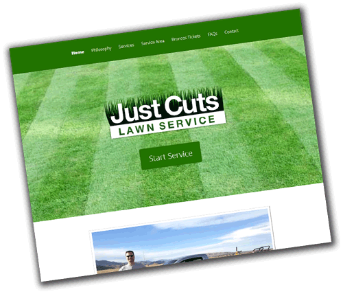 Lawn Care Service Websites – The Landscape