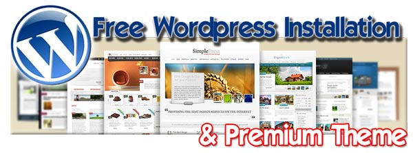 Free WordPress Install