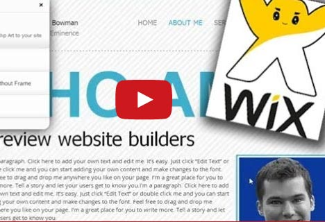 Wix Review – VIDEO Walkthrough of the Free-Form Website Builder