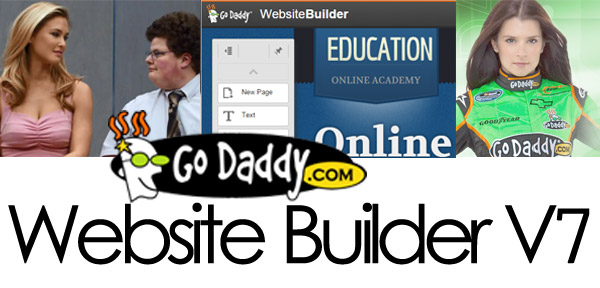 GoDaddy Website Builder V7 Review