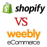 Shopify vs Weebly eCommerce – Sell Online…Simply