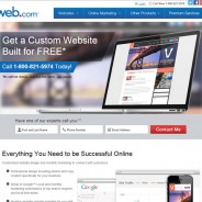 Web.com Website Builder – Average at best