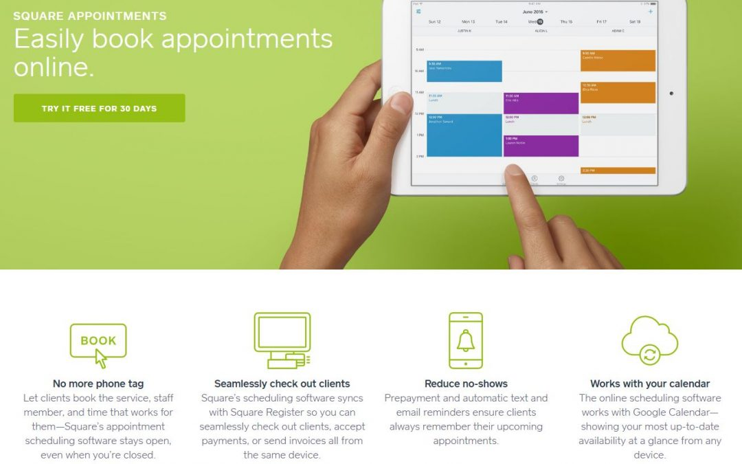 Square Appointments Review [video]