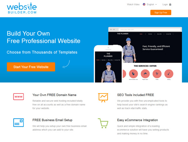 WebsiteBuilder.com Review – My New Favorite Website Builder?