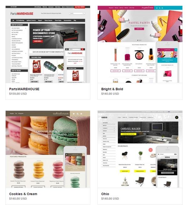 Bigcommerce Design Themes