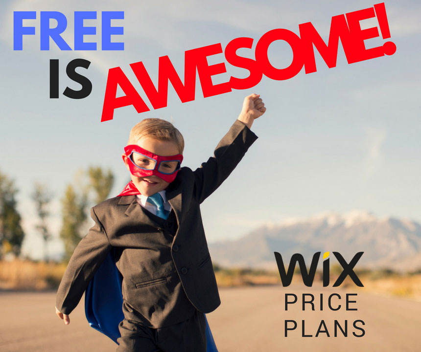 Wix Pricing Plans & Free Option