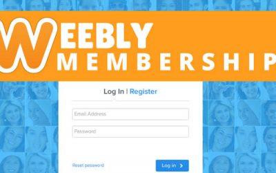 Members Only: A Breakdown of Weebly Membership