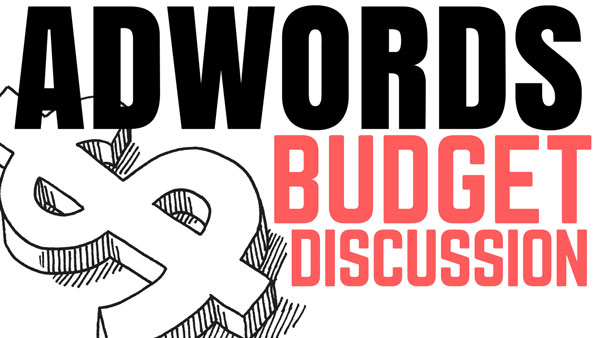 AdWords Budget Discussion: Strategies, Automation, and The Money Tree