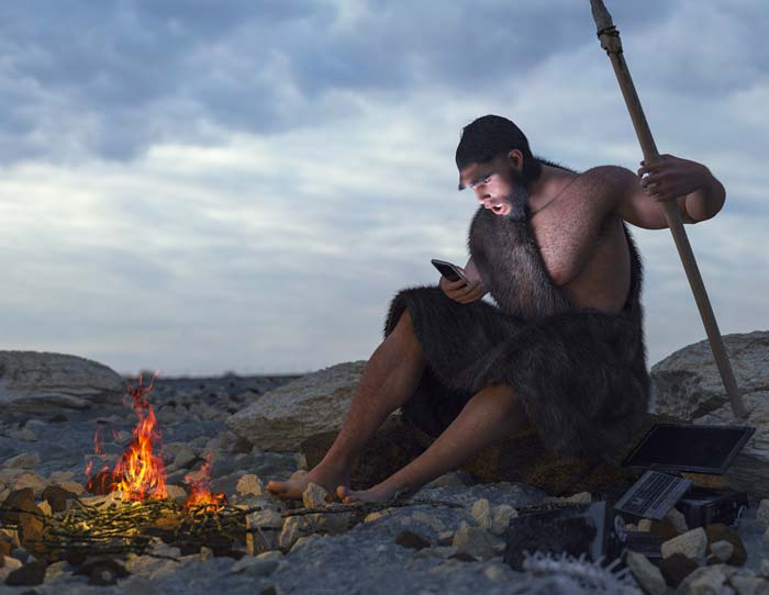 Caveman Conversions