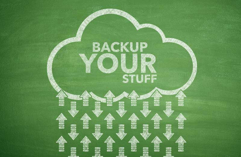 Website Backup Plan
