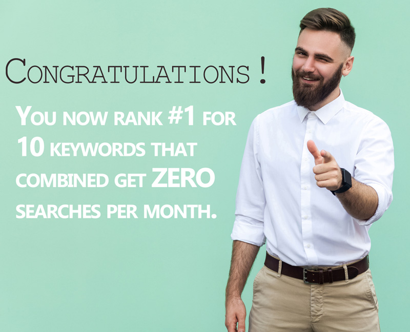 SEO Keyword Rankings