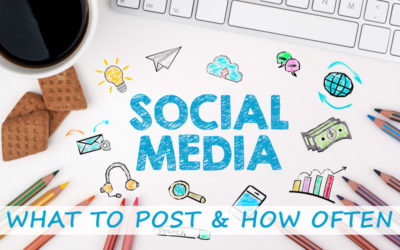Posting To Social Media as a Small Business – WHAT & HOW OFTEN?