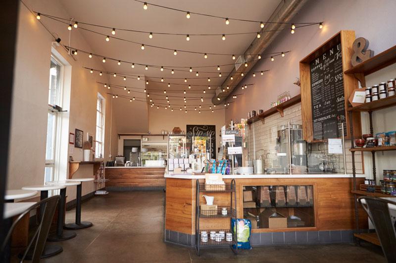 Coffee Shop First Impression