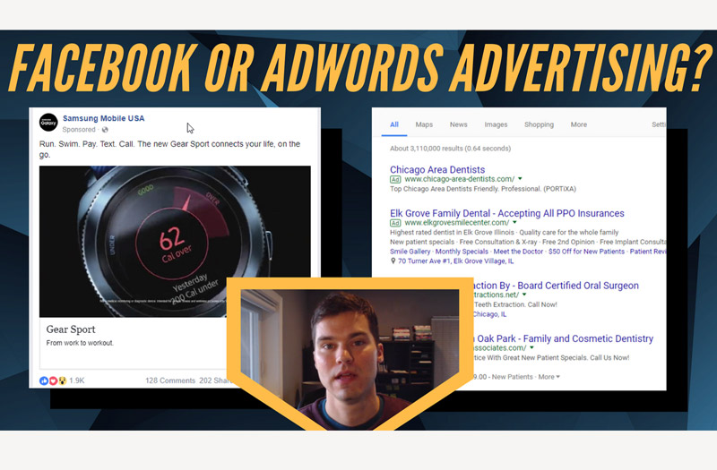 Facebook Ads or Google AdWords Advertising – Which is Better for Your Business?
