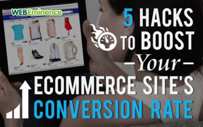 5 WordPress Hacks to Boost Your Ecommerce Site Conversion Rate