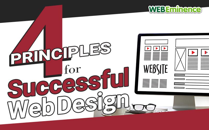 4 Principles of Web Design for a Successful Website