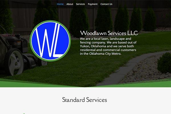 5 Page Landscape Website