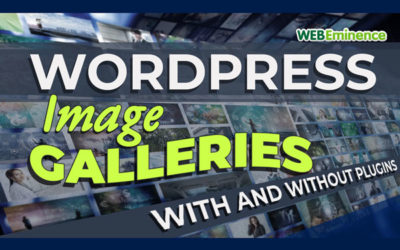 WordPress Image Gallery – Solutions Without Plugins