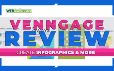 Venngage Review – Free Infographic and Much More