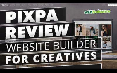 Pixpa Review – An Eye-Catching Website Builder for Photographers