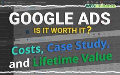 Google Ads Costs & Case Study, Is it Worth It For Small Business?
