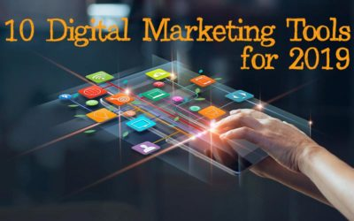Top 10 Tech Tools That Are Changing The World of Digital Marketing