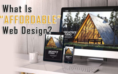Affordable Web Design – What are the options?