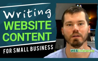 Writing Website Content For a Small Business Site – Answer these 6 Questions
