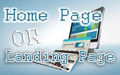 Home Page vs Landing Page – the Difference and How You Make Them Great