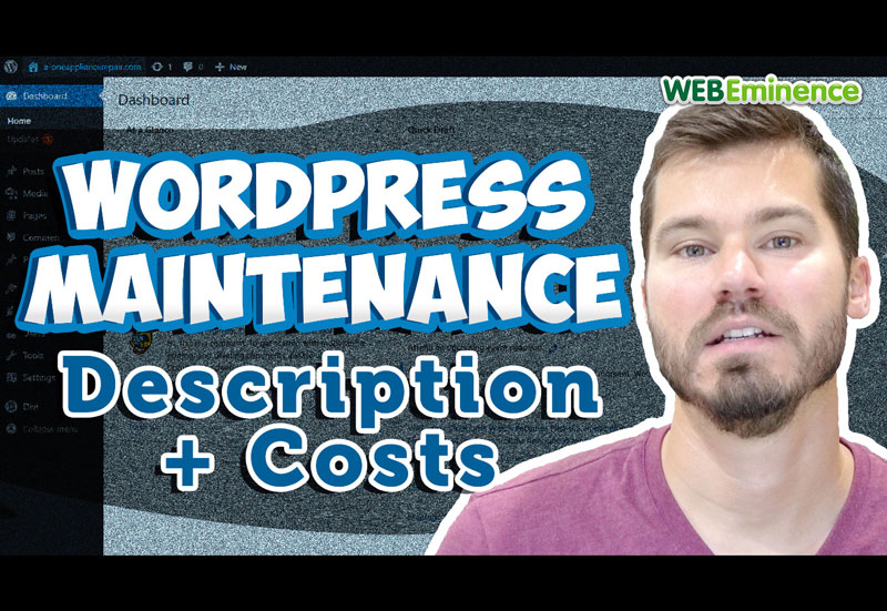 WordPress Website Maintenance – Tasks To Complete, Companies That Do It!